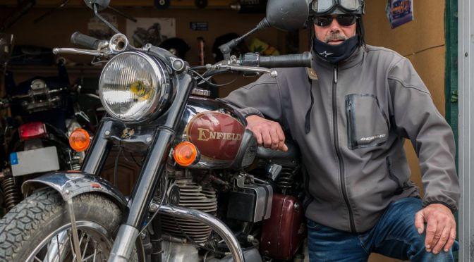 ̶R̶o̶y̶a̶l̶ ̶ Enfield India Bullet 500 – Café moto #1