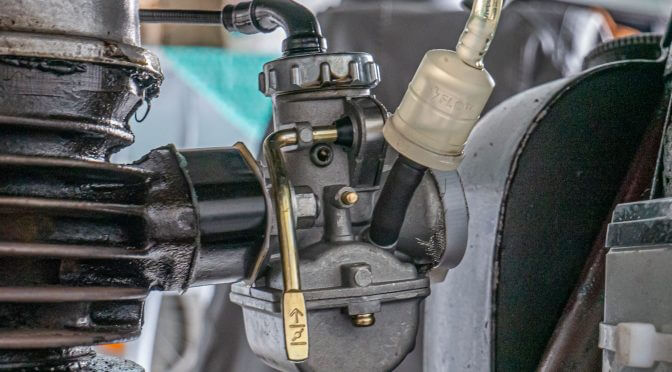Carburateur PZ20 BSA C11 SL