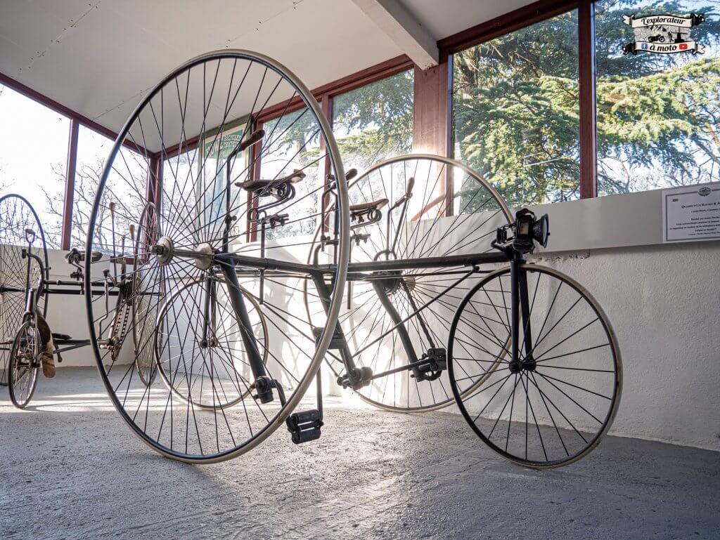 Quadricycle, Chateau de Bosc - lexplorateuramoto.com