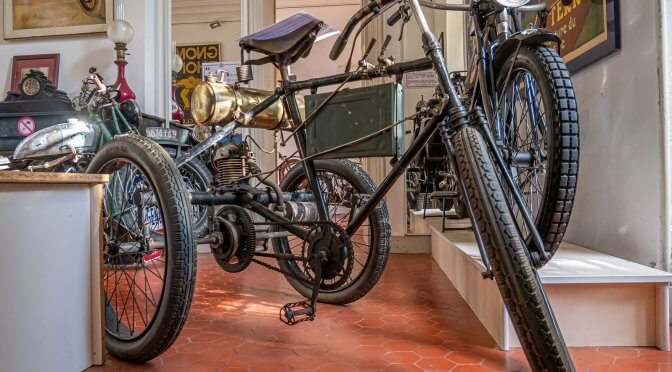 AUTOMOTO Tricycle 1900