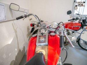 Harley-Davidson, Château de Bosc 01 - lexplorateuramoto.com