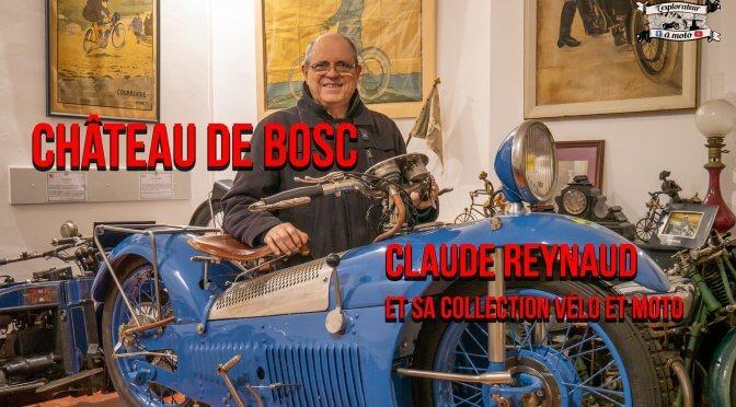 Visite du Château De Bosc avec Claude Reynaud