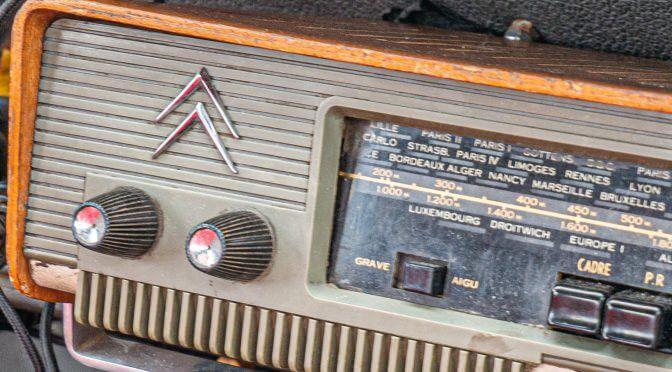 Connaissiez-vous le radioën ? 🤔