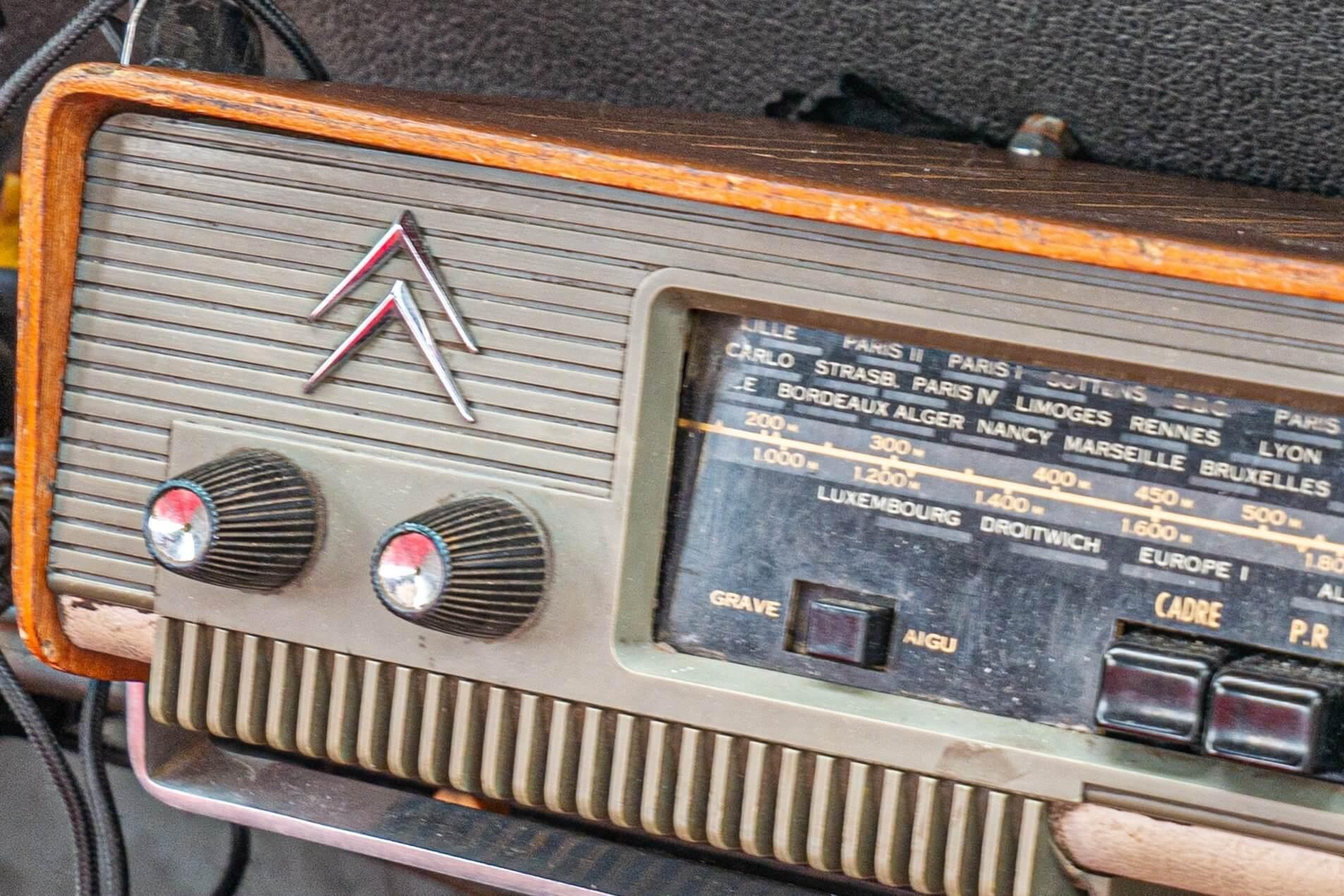 Radioen