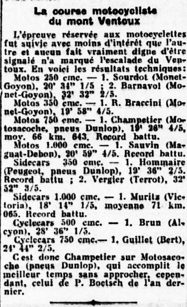 L'Ami du peuple -5 septembre 1932