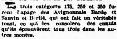 La Gazette provencale - 20 septembre 1948