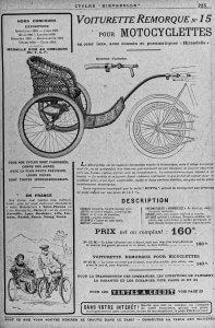 Catalogue Manufacture française d'armes et cycles de Saint-Etienne, 1913, p225