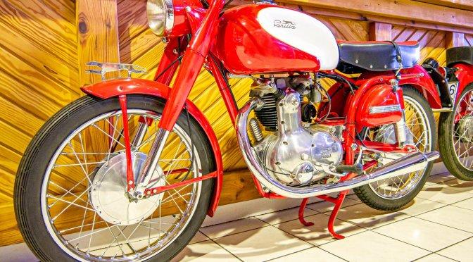 PARILLA 4S Sport '55 1955-1957