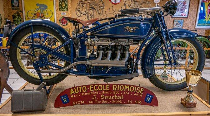 ACE SPORT 1925, la nouvelle Henderson