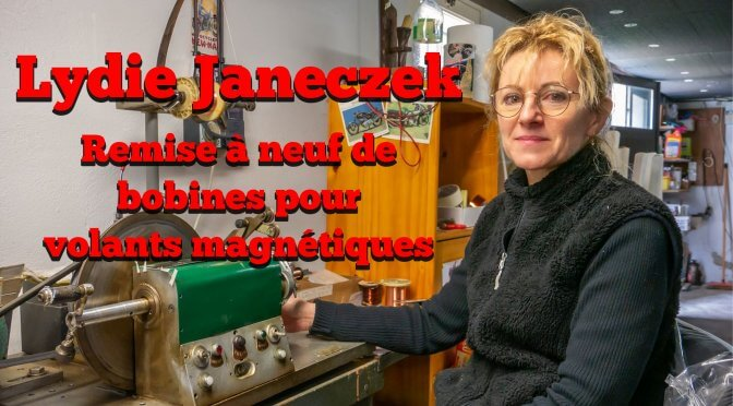 LYDIE JANECZEK, INTERVIEW VIdeo